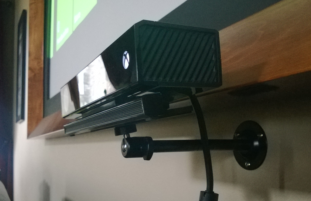 Xbox One Kinect Wall Mount Programmer Payback
